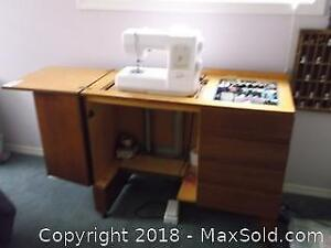 Sewing Desk B