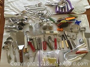 Kitchen Utensil Lot B