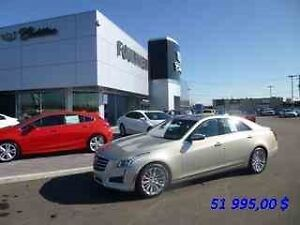 2015 CADILLAC CTS SEDAN AWD Luxury