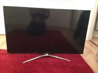 "Samsung UE40F6400 HD Smart 40"" TV - pristine condition!"