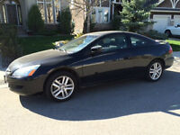 2005 Honda Accord EX Coupe (2 door)