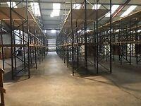Bulk Pallet Storage
