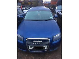 Audi A3 2006 2.0 diesel bkd manual breaking for spares and repairs