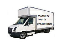McASHLEY - CHEAP RUBBISH CLEARANCE & WASTE REMOVALS (Reg. in Eng. & Wales)