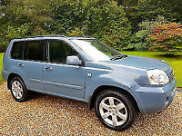 2006 Nissan X-Trail SVE dci Full Leather + Bluetooth + Full Service History
