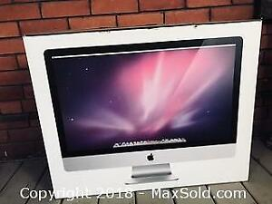 iMac 27 Inch LED 16:9 Widescreen Computer with Wireless Mouse and Keyboard