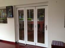 WHITE Bi Fold Doors Glenhaven The Hills District Preview