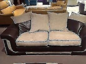 ***Worth £1250*** 3 Seater Premium Sofas with Foam-Filled Seat Cushions