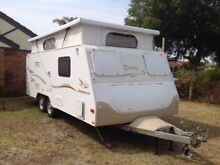 2007 Jayco Leeming Melville Area Preview