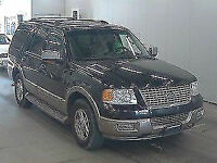 FRESH IMPORT 2006 FORD EXPEDITION EXPLORER 4WD AUTOMATIC LHD 8 SEATS