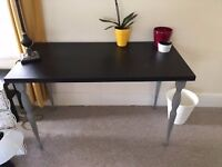 Black and grey table