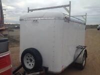 5x10 Cargo Trailer For Rent