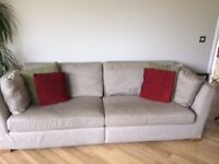Comfortable Ikea 4 seater Sofa for sale.