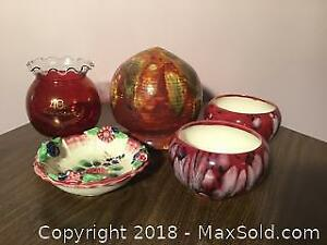 Signed Pottery