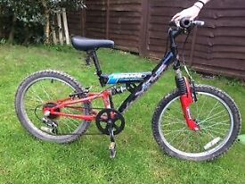 Raleigh VIRUS - Childs bicycle
