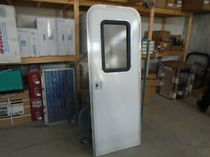 Trailer Entry Door