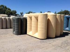HOT SUMMER SALE! Poly Water Tanks, Rainwater Tank, Shed, Building Mount Barker Mount Barker Area Preview
