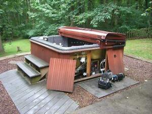 HOT TUB AND SPA WINTERIZING AND OPENING