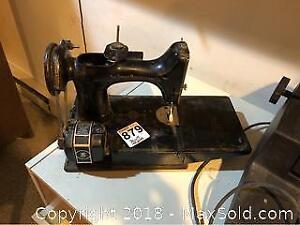 Singer Sewing Machine A