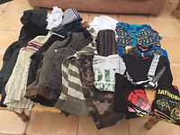 BOY'S CLOTHES AGE 11-12 GOOD USED CONDITION