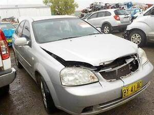 2006 Holden Viva EQUIPE JF Sedan WRECKING FOR PARTS . . . , , Broadmeadows Hume Area Preview