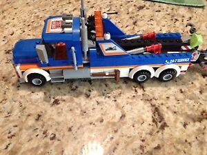 LEGO® City Tow Truck