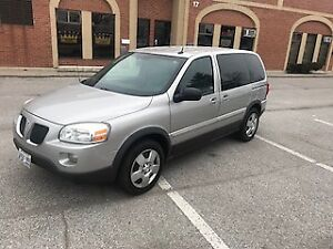 2008 Pontiac Montana loaded Minivan, Van