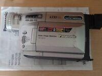 Panasonic VZ10 vhs video camera