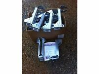 Joist hangers 200mm x 50mm or 8 by 2