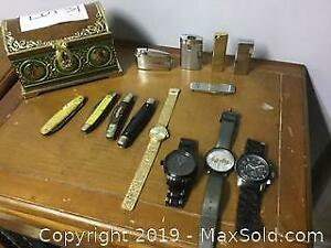 Vintage Watches And More