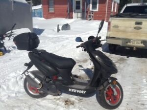 Scooter Keeway F-Act 50 2009 à vendre