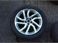 RANGE ROVER 20 INCH ALLOY WHEEL FOR SALE