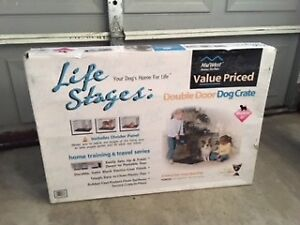NEW IN BOX!NEW IN BOX! MIDWEST LIFE STAGE DOUBLE DOOR M