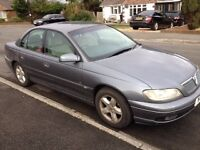 Vauxhall OMEGA CD Automatic 2198cc 2001 97,000 mls MOT no advisories Smooth & fast £595 Southbourne