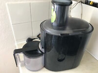 Braun Juicer - good as new!