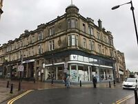 Modern 2 Bed Flat In Falkirk Town centre