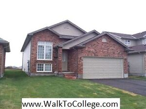 Steps from Fanshawe College. House. 5 rooms. All Incl. $475