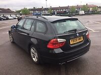 BMW 320i SE Touring 2008***PARROT BLUETOOTH**HPI CLEAR***BMW FULL HISTORY***EXCELLENT CONDITION