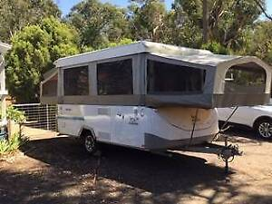 Jayco Swan Camper Trailer 2014 one owner, Excellent condition