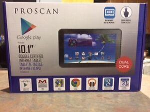 """PROSCAN PLT1066G 10"""" Android 8G"""