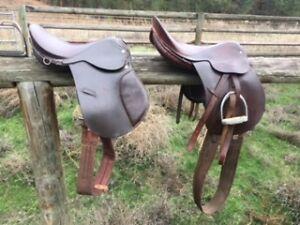 Barnsby English Saddle
