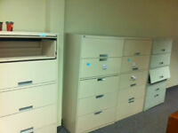 CLASEEURS  /  FILING CABINETS