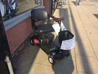 Pre-owned Pride Traveller plus mobility scooter
