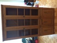 Home made China Cabinet