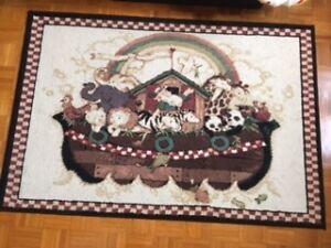 Noah's Ark Carpet