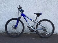 """Boys Bike for sale Apollo Axial 24"""" tyres suit approx age 7 - 12"""