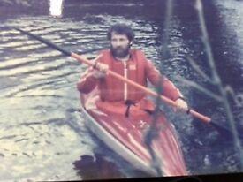Nomad canoe