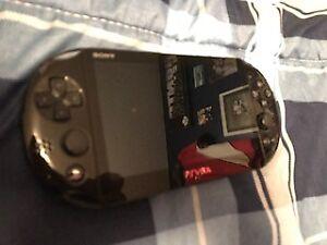 PS Vita 3.60 Software Plus Accessories - Good Condition!