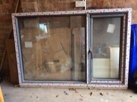 New double glazed window