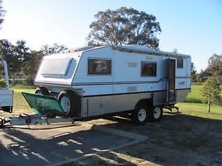 Creative 2009 Supreme 21 Ft Off Road Caravan  Caravans  Gumtree Australia